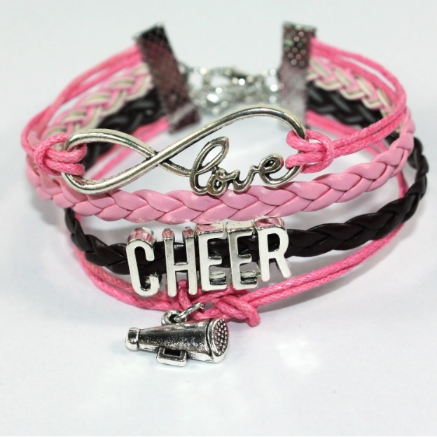 Cheer Armband Cheer love