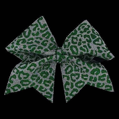 Leo Green Glitter