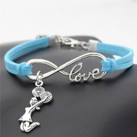 Cheer Infinity Love - Blau