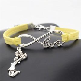 Cheer Infinity Love - Gelb