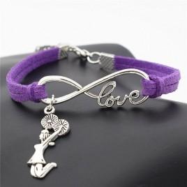 Cheer Infinity Love - Lila
