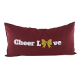 Cheerleader Kissen - Cheer Love 58 x 30 cm