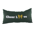 Cheerleader Kissen - Cheer Love 58 x 30 cm